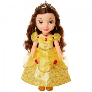 Black Friday Sale Disney Princess Majestic Collection Belle Doll