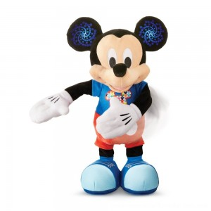 Black Friday Sale Mickey Mouse Hot Dog Dance Break Plush