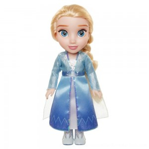 Disney Frozen 2 Elsa Adventure Doll - SALE