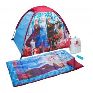 Black Friday Sale Disney Frozen 2 Anna 4pc Camp Kit