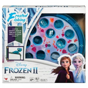 Disney Frozen 2 Frosted Fishing Board Game, Kids Unisex - SALE