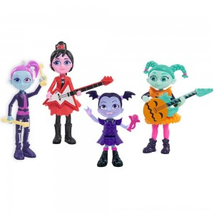 Black Friday Sale Disney Junior Vampirina and The Screams Figure Set