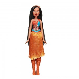 Black Friday Sale Disney Princess Royal Shimmer - Pocahontas Doll
