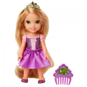 Black Friday Sale Disney Princess Petite Rapunzel Fashion Doll
