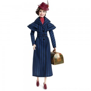Black Friday Sale Barbie Collector Disney's Mary Poppins Returns: Mary Poppins Doll