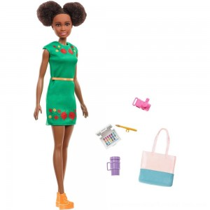 Barbie Travel Nikki Doll, fashion dolls - SALE