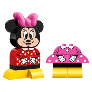 LEGO DUPLO Minnie Mouse My First Minnie Build 10897 - SALE