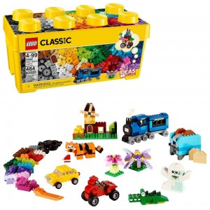 LEGO Classic Medium Creative Brick Box 10696 Building Toys for Creative Play, Kids Creative Kit - SALE