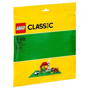 Black Friday Sale LEGO Classic Green Baseplate 10700
