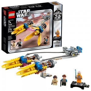 Black Friday Sale LEGO Star Wars Anakin's Podracer - 20th Anniversary Edition 75258