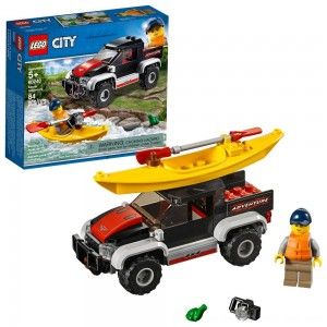 Black Friday Sale LEGO City Kayak Adventure 60240