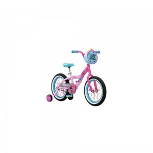 "LOL Surprise 16"" Kids Bike - Pink, Girl's - Sale"