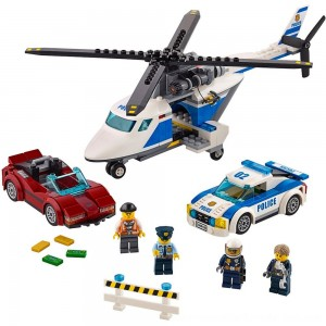 Black Friday Sale LEGO City Police High-speed Chase 60138