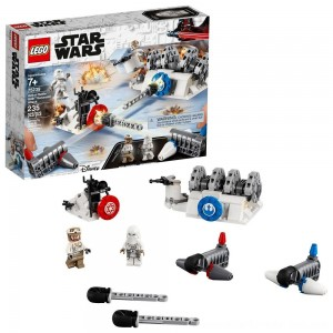 Black Friday Sale LEGO Star Wars Action Battle Hoth Generator Attack 75239