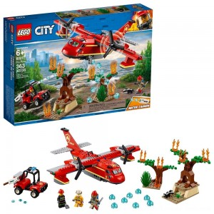 Black Friday Sale LEGO City Fire Plane 60217