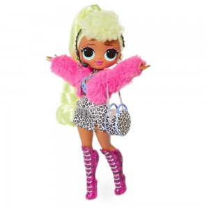 L.O.L. Surprise! O.M.G. Lady Diva Fashion Doll with 20 Surprises - Sale